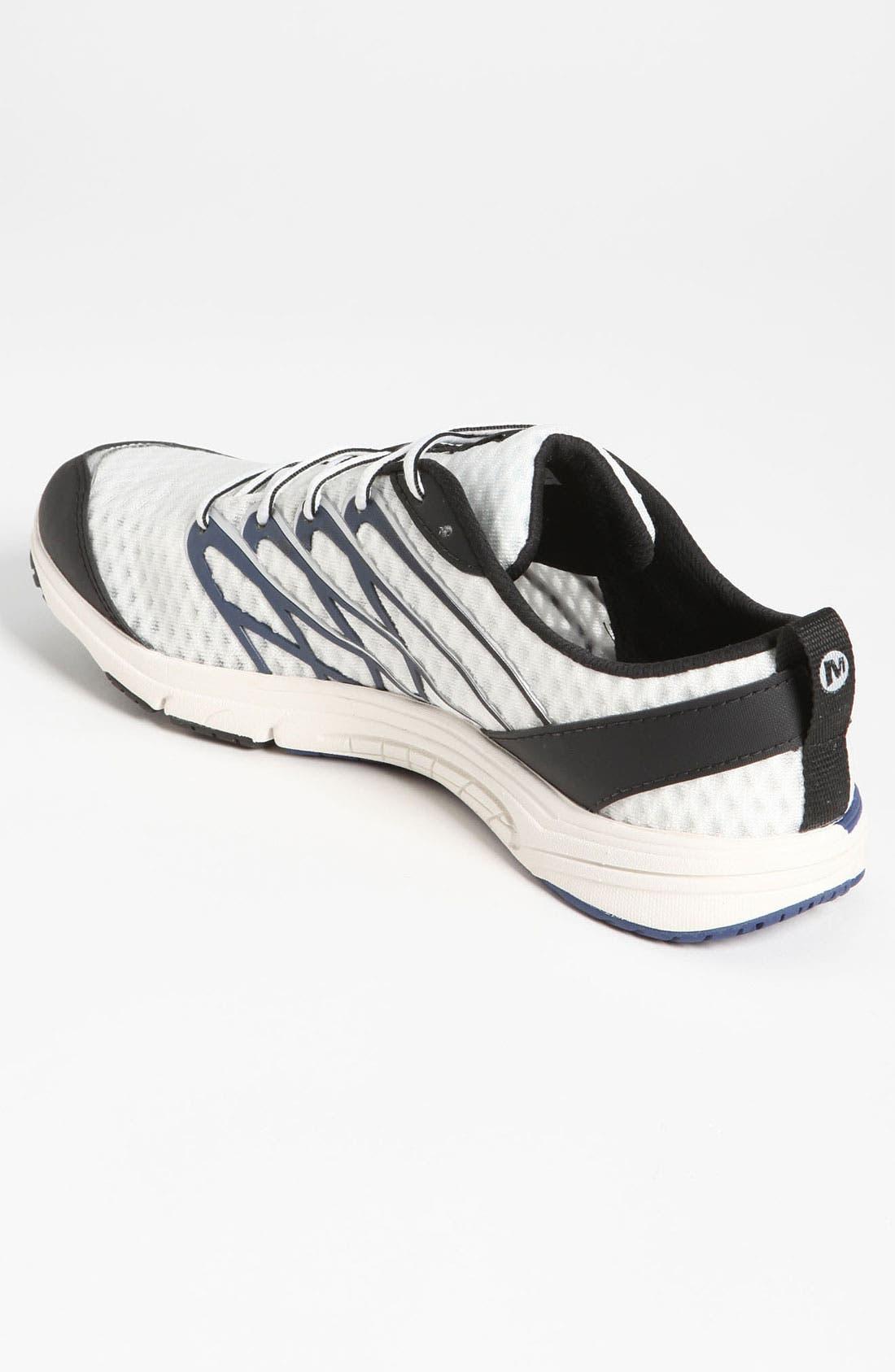 Alternate Image 2  - Merrell 'Bare Access' Running Shoe (Men)