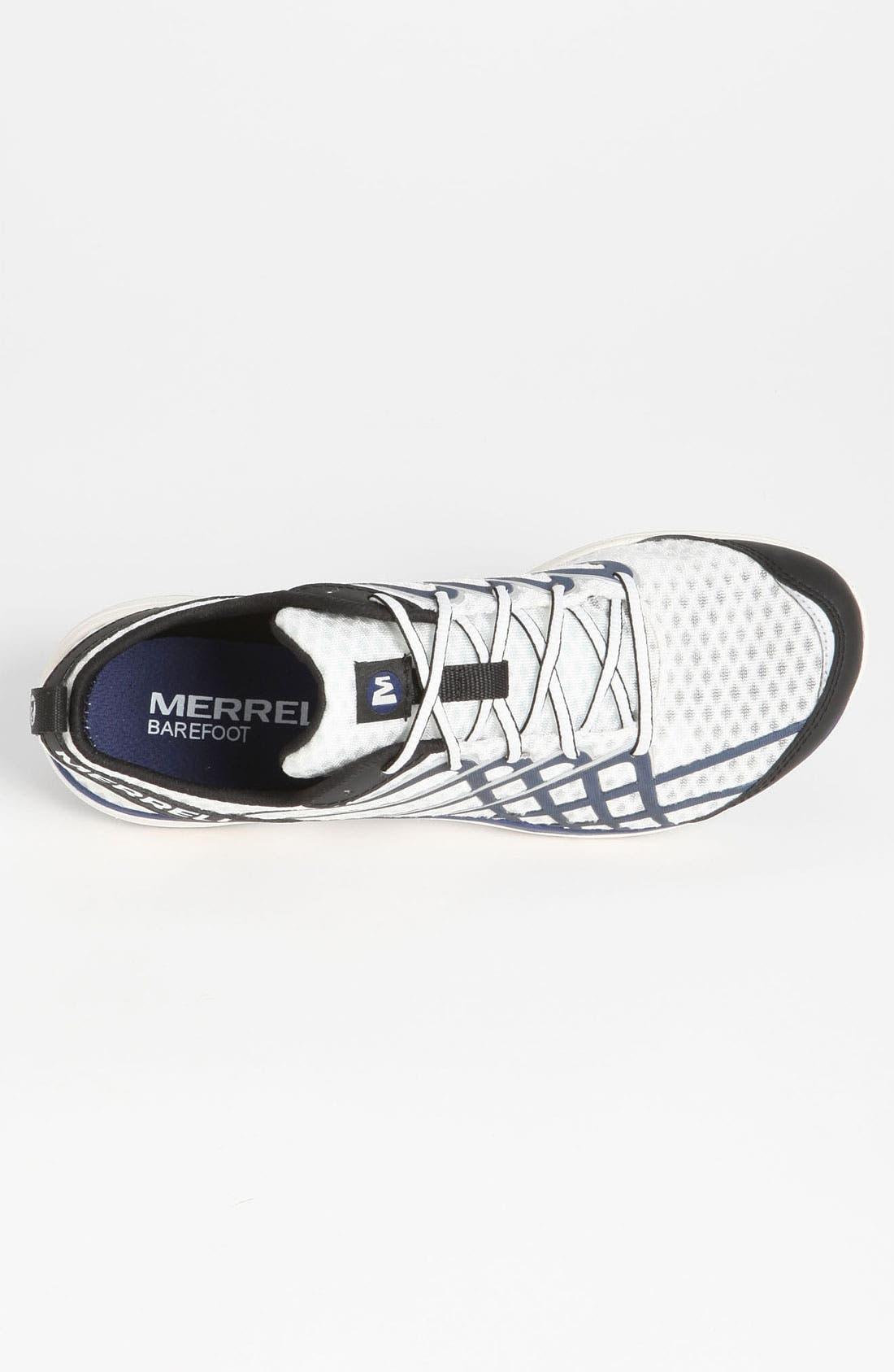 Alternate Image 3  - Merrell 'Bare Access' Running Shoe (Men)