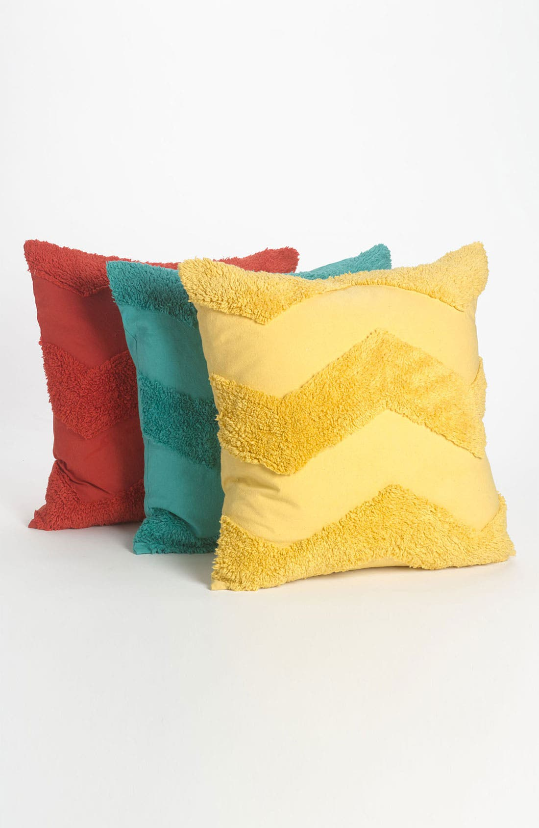 Alternate Image 1 Selected - Nordstrom at Home Zigzag Tufted Pillow Cover