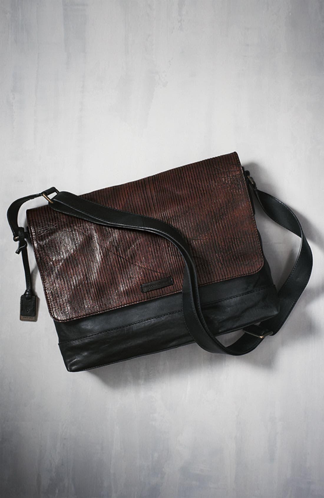 Alternate Image 5  - Frye 'James' Leather Messenger Bag