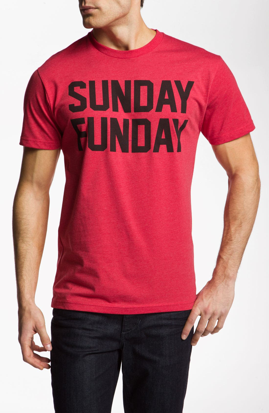 Alternate Image 1 Selected - Kid Dangerous Grime Couture 'Sunday Funday' Graphic T-Shirt