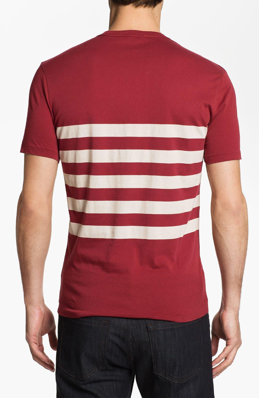 Alternate Image 2  - Burberry Brit 'Piper' T-Shirt