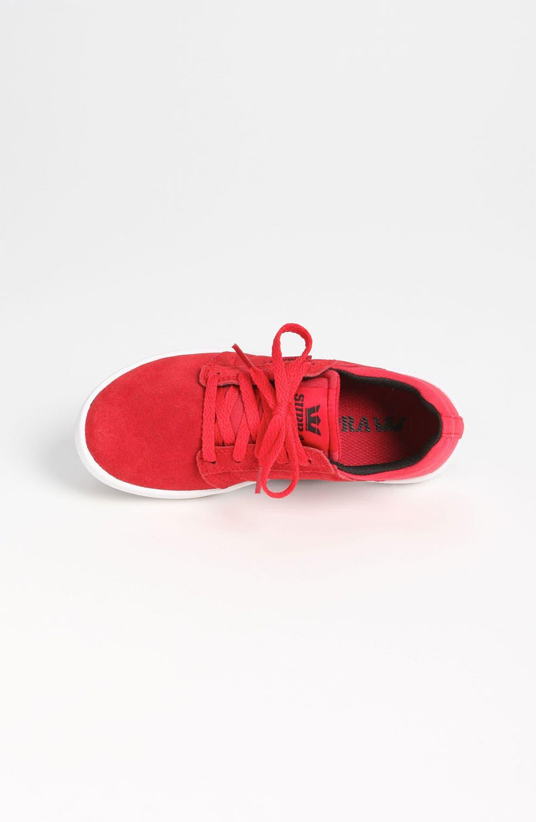 Alternate Image 3  - Supra 'Westway' Sneaker (Toddler, Little Kid & Big Kid)