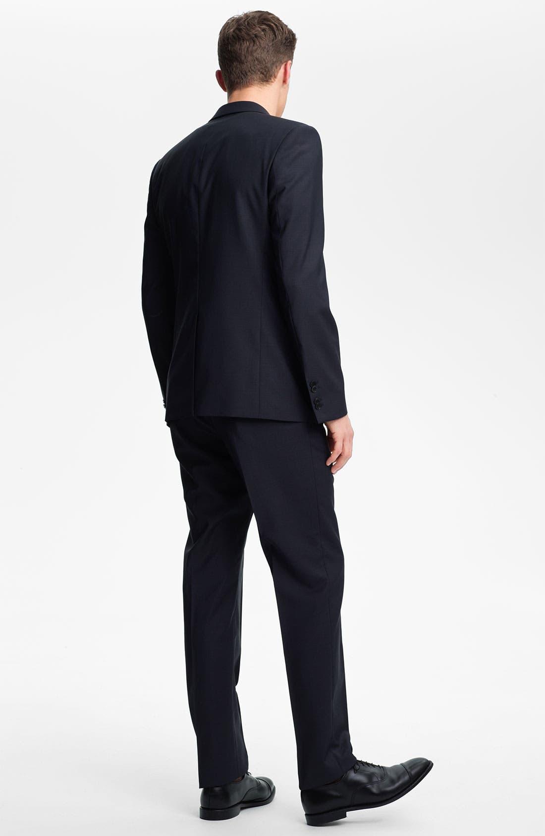 Alternate Image 5  - HUGO 'Aerin' Wool Blazer