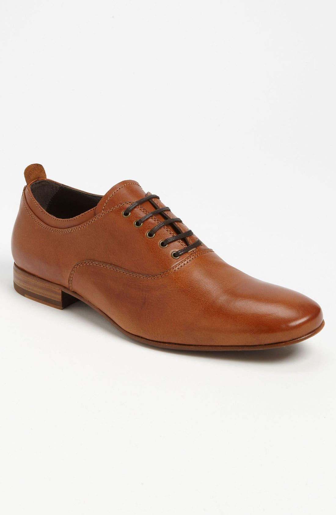 Alternate Image 5  - Maison Forte 'Van de Rohe' Laceless Oxford