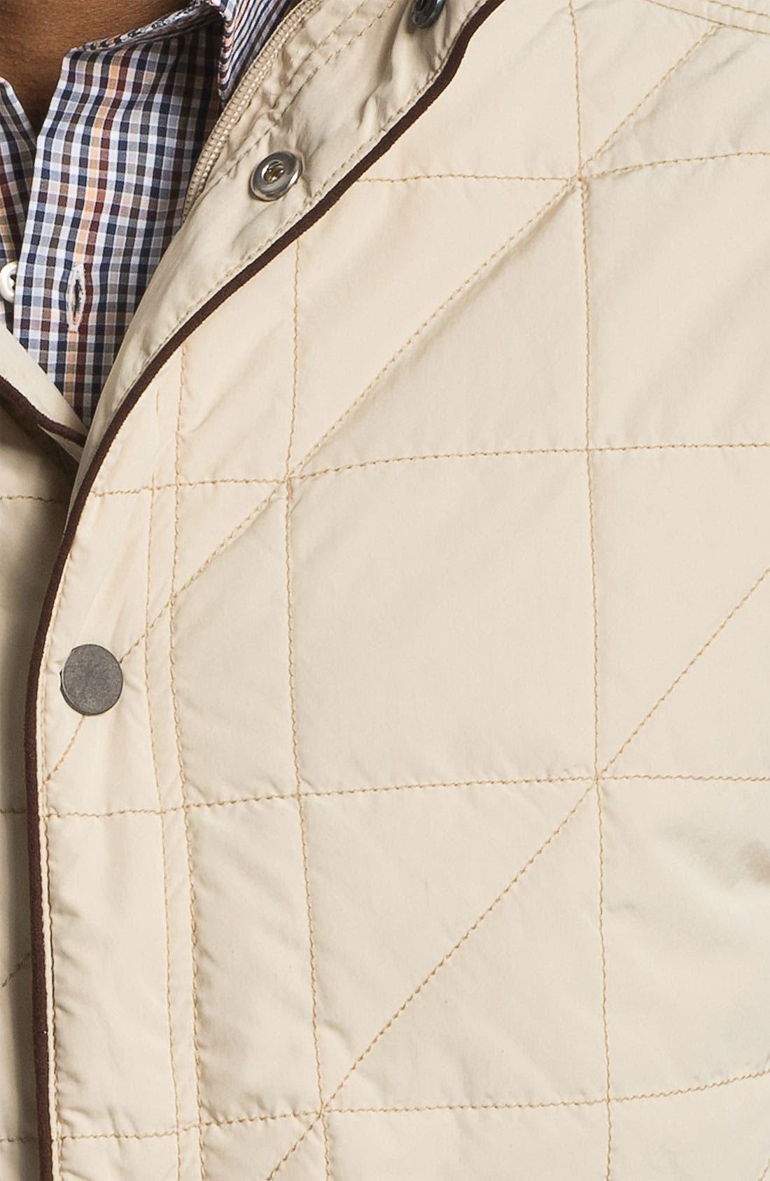 Alternate Image 3  - Tommy Bahama 'Vestination' Quilted Vest