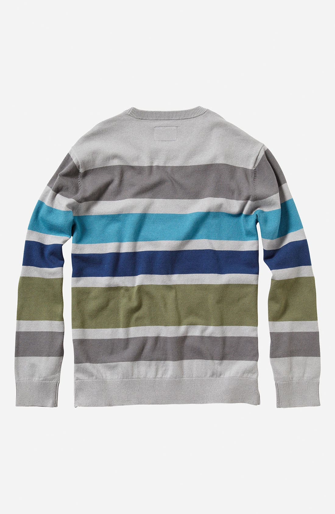 Alternate Image 2  - Quiksilver 'Casting' Sweater (Little Boys)