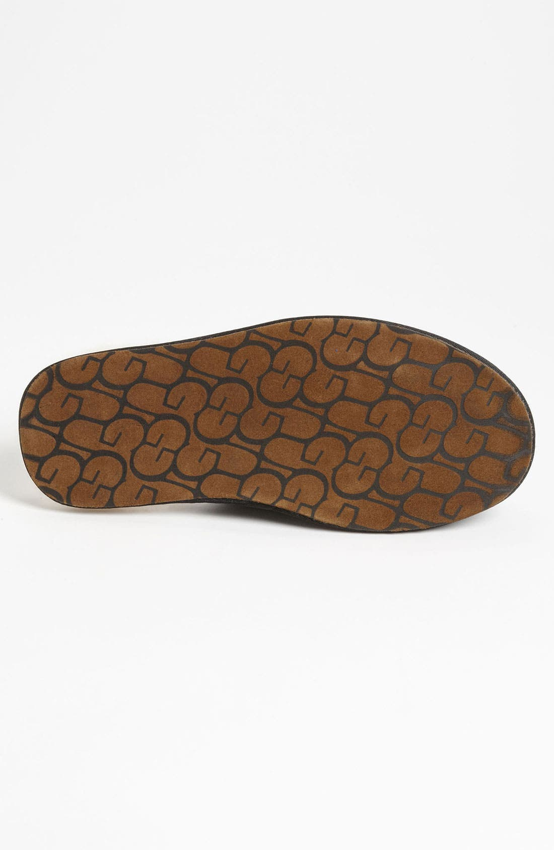 Alternate Image 4  - UGG® Scuff Slipper (Men)