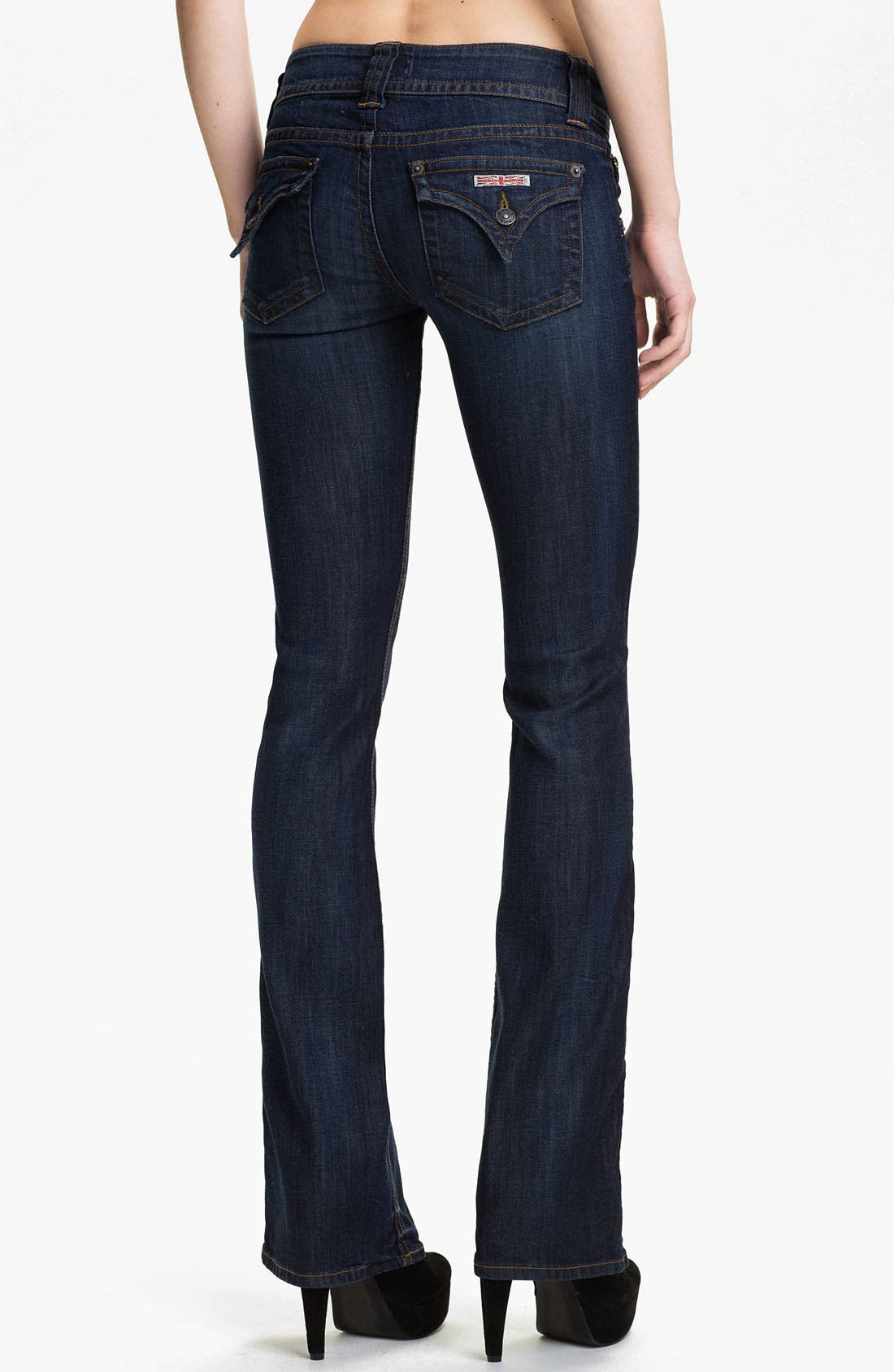 Alternate Image 2  - Hudson Jeans Signature Bootcut Jeans (Merton)
