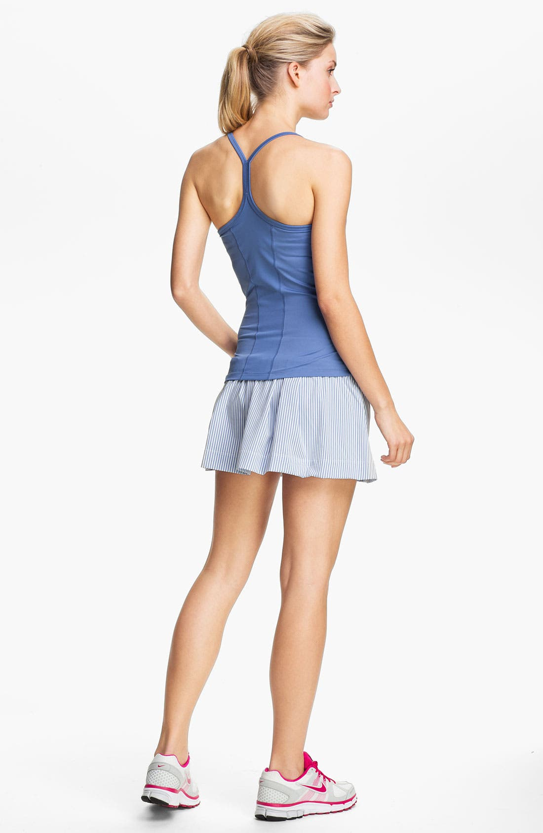 Alternate Image 3  - Nike Ruffled Woven Tennis Skirt