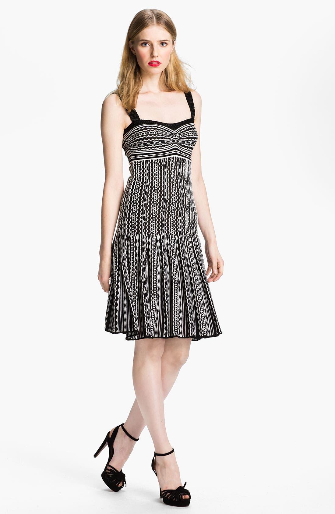 Alternate Image 1 Selected - M Missoni Knit Tank Dress
