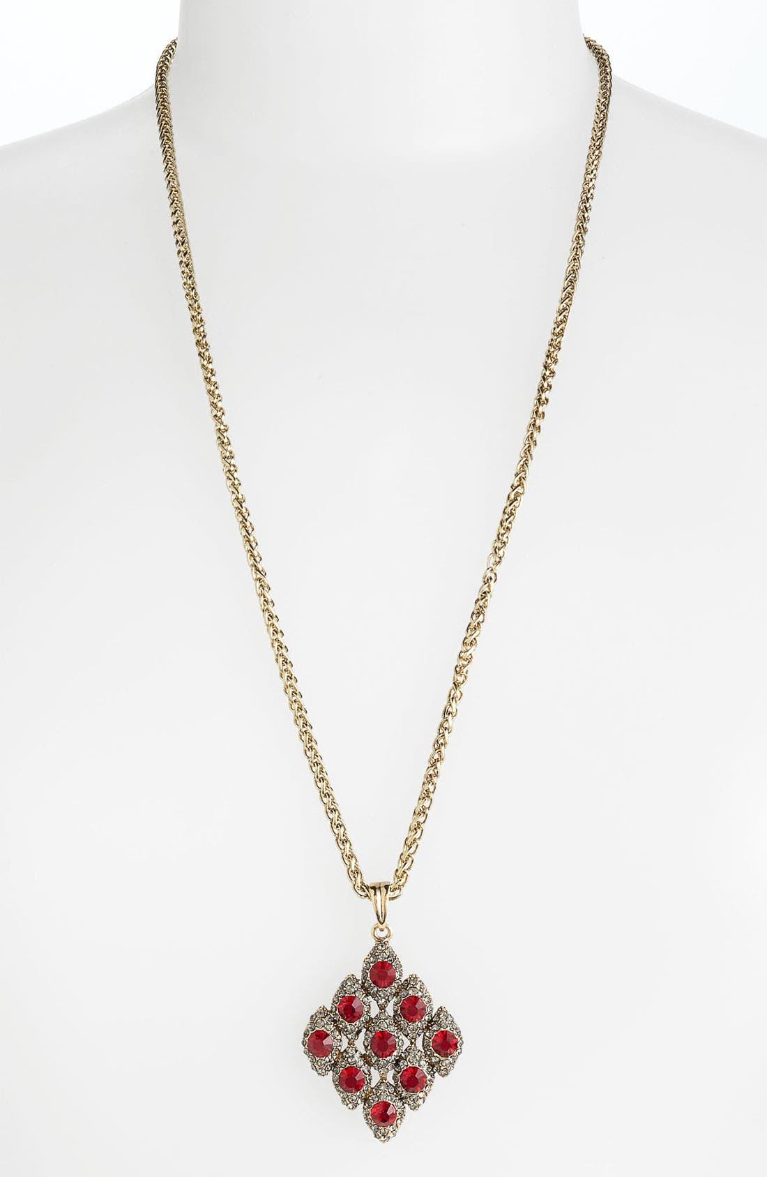 Alternate Image 1 Selected - Cara Pendant Necklace