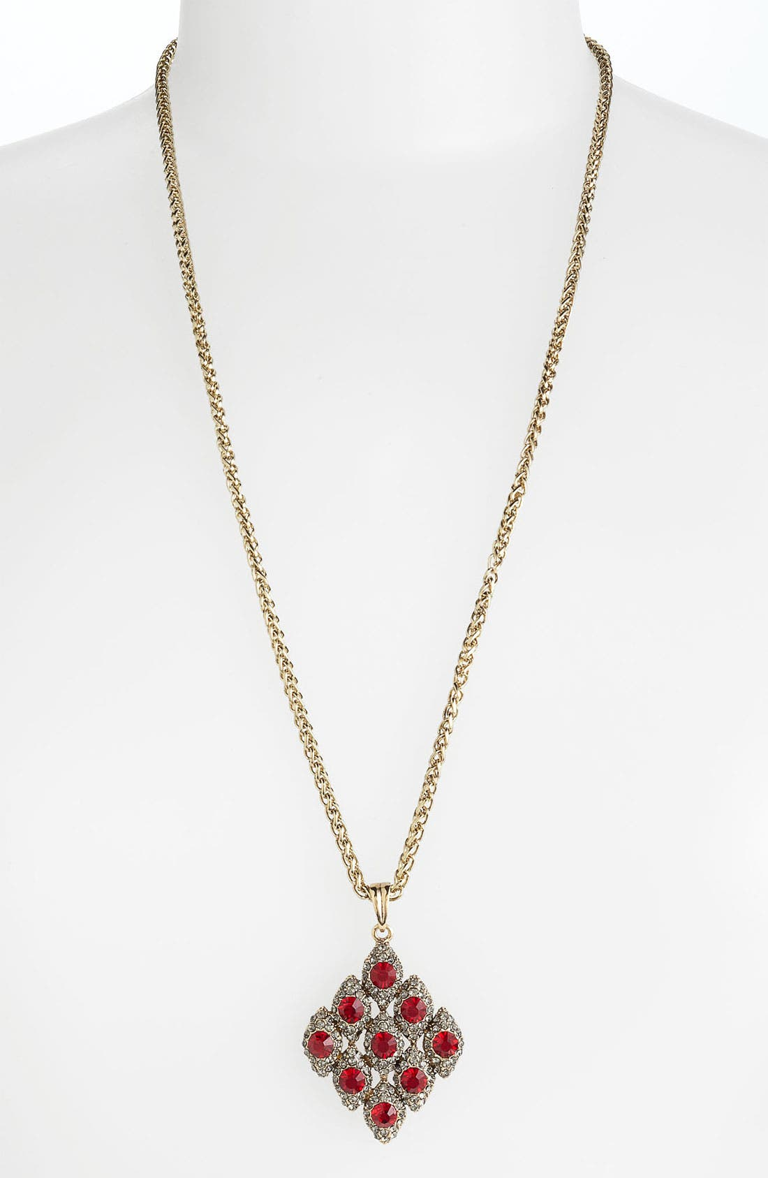 Main Image - Cara Pendant Necklace