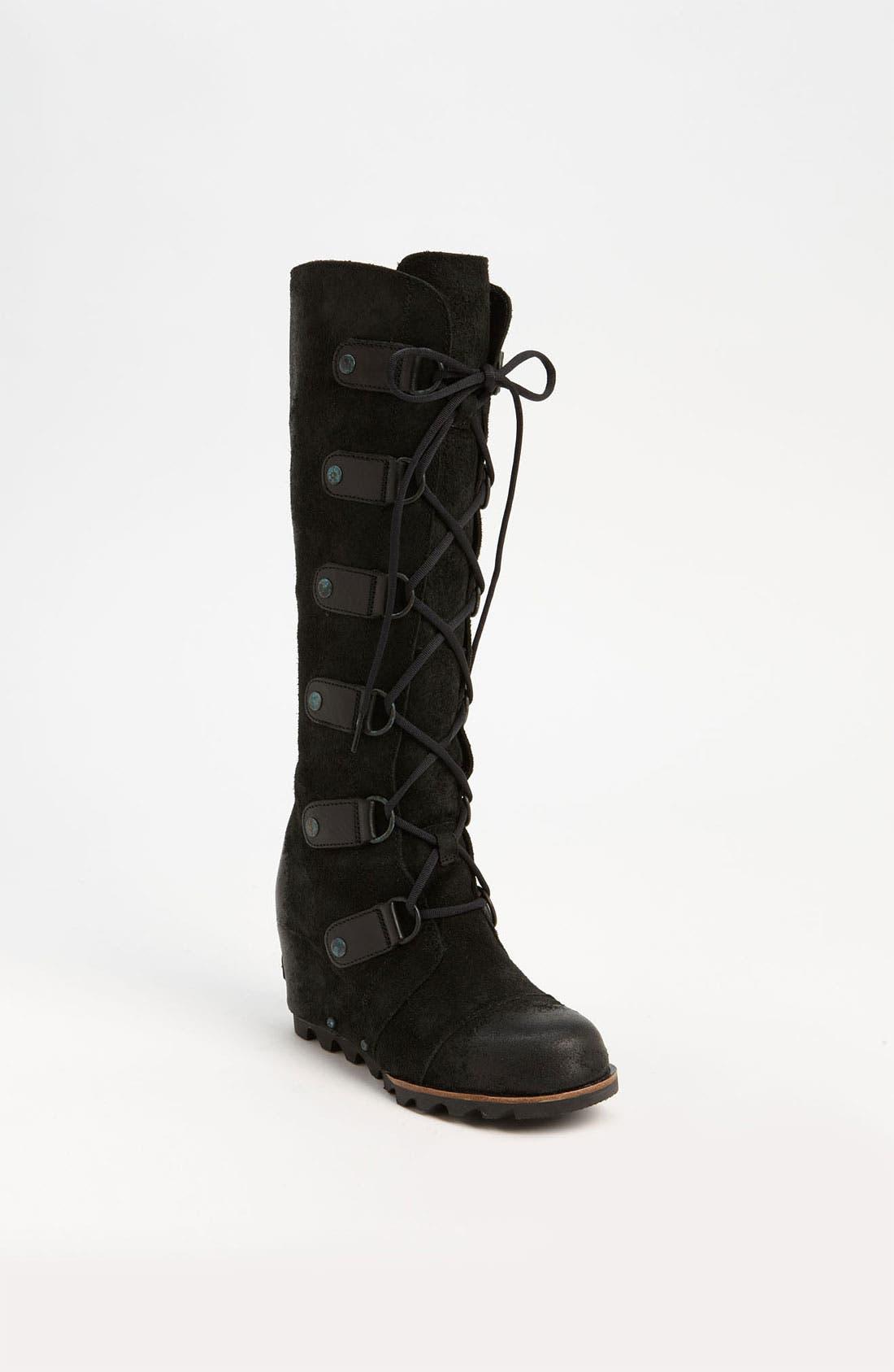 Alternate Image 1 Selected - Sorel 'Joan of Arctic' Wedge Boot