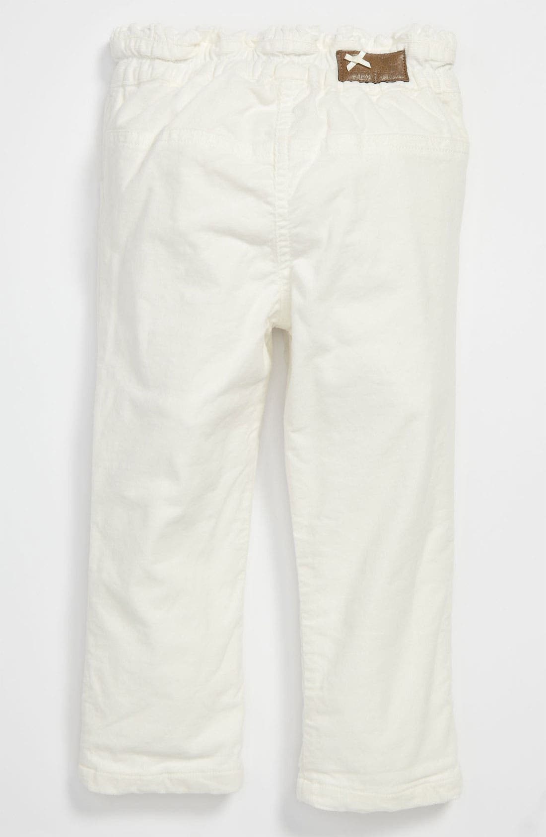 Main Image - United Colors of Benetton Kids Corduroy Pants (Infant)