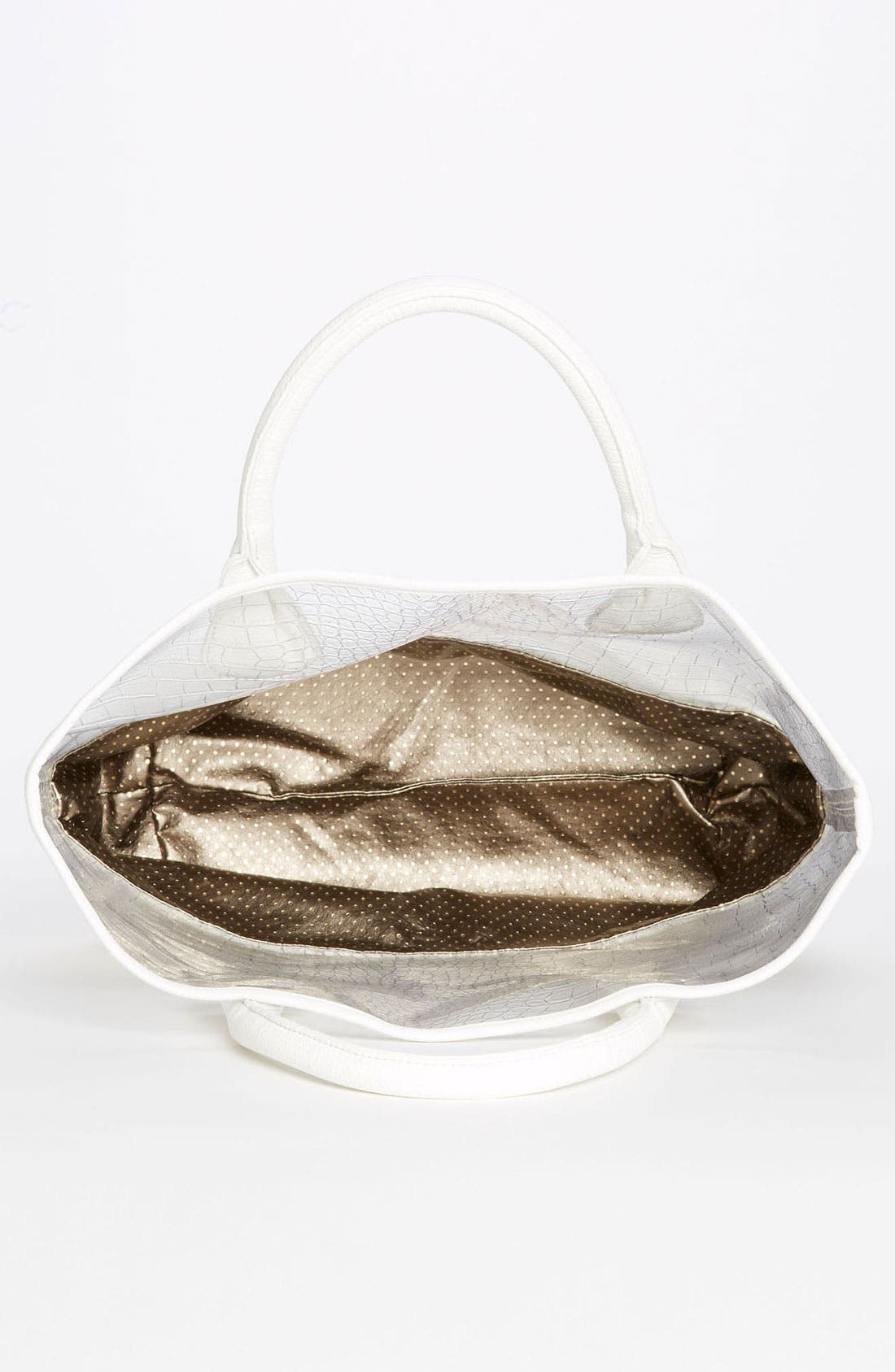 Alternate Image 3  - Deux Lux 'Mykonos' Clear Tote