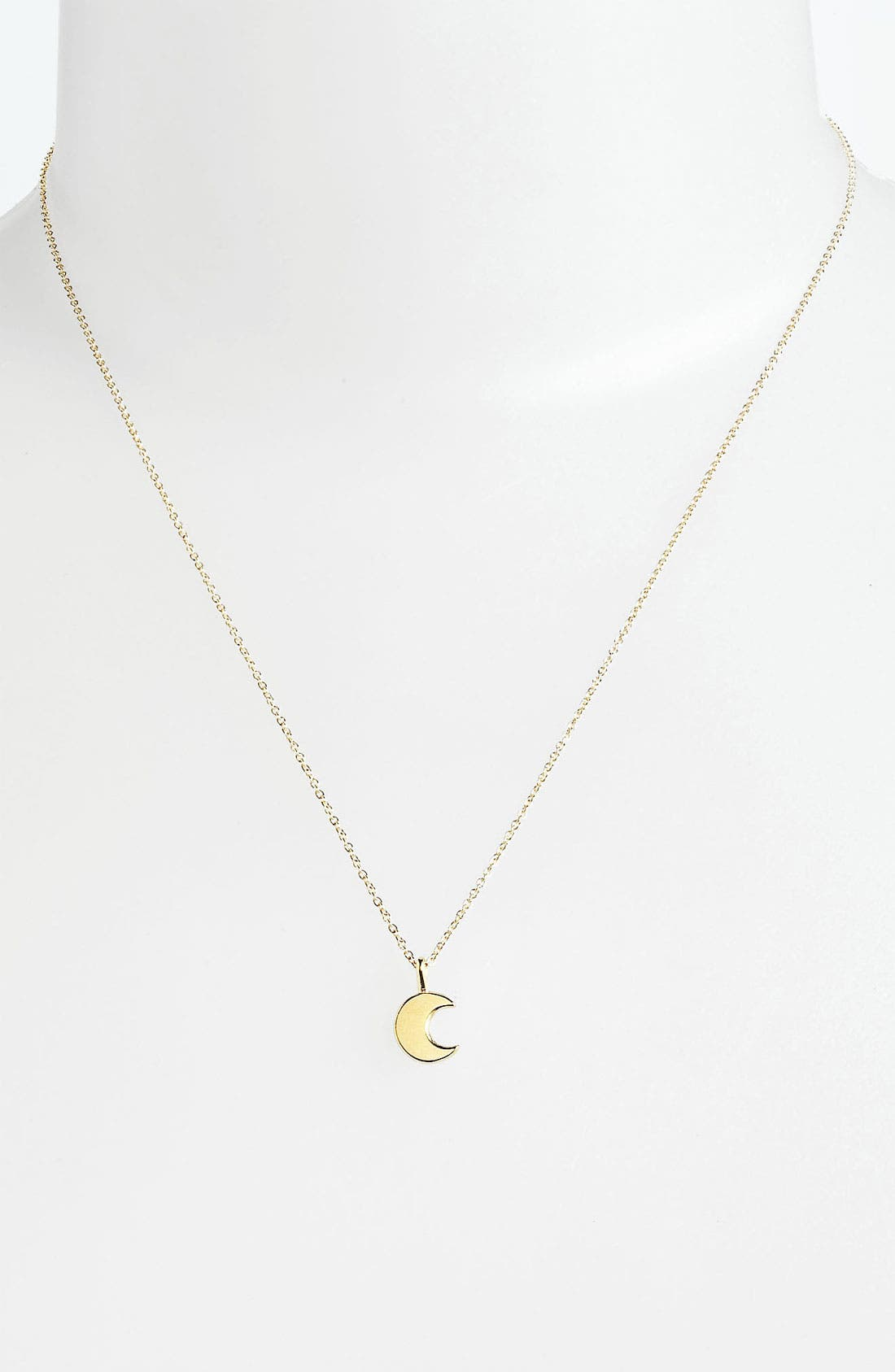 Alternate Image 2  - Dogeared 'To the Moon & Back' Pendant Necklace