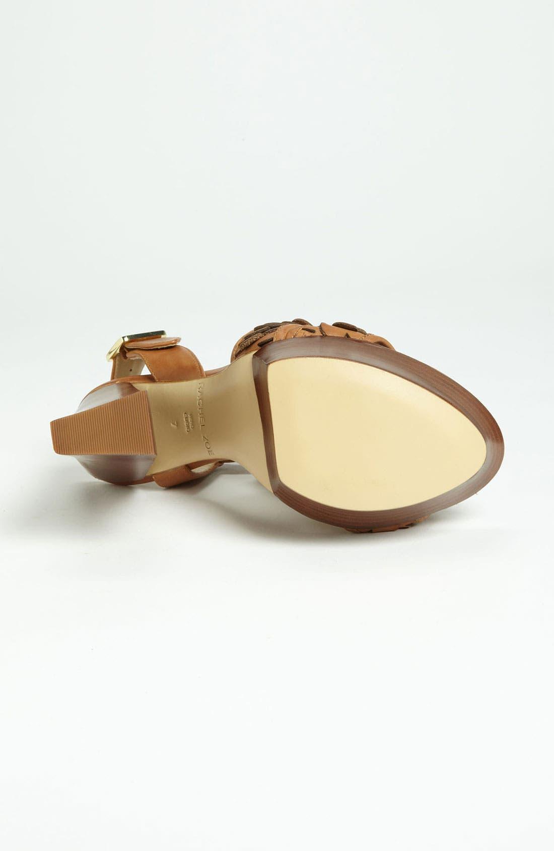 Alternate Image 4  - Rachel Zoe 'Eryn' Sandal