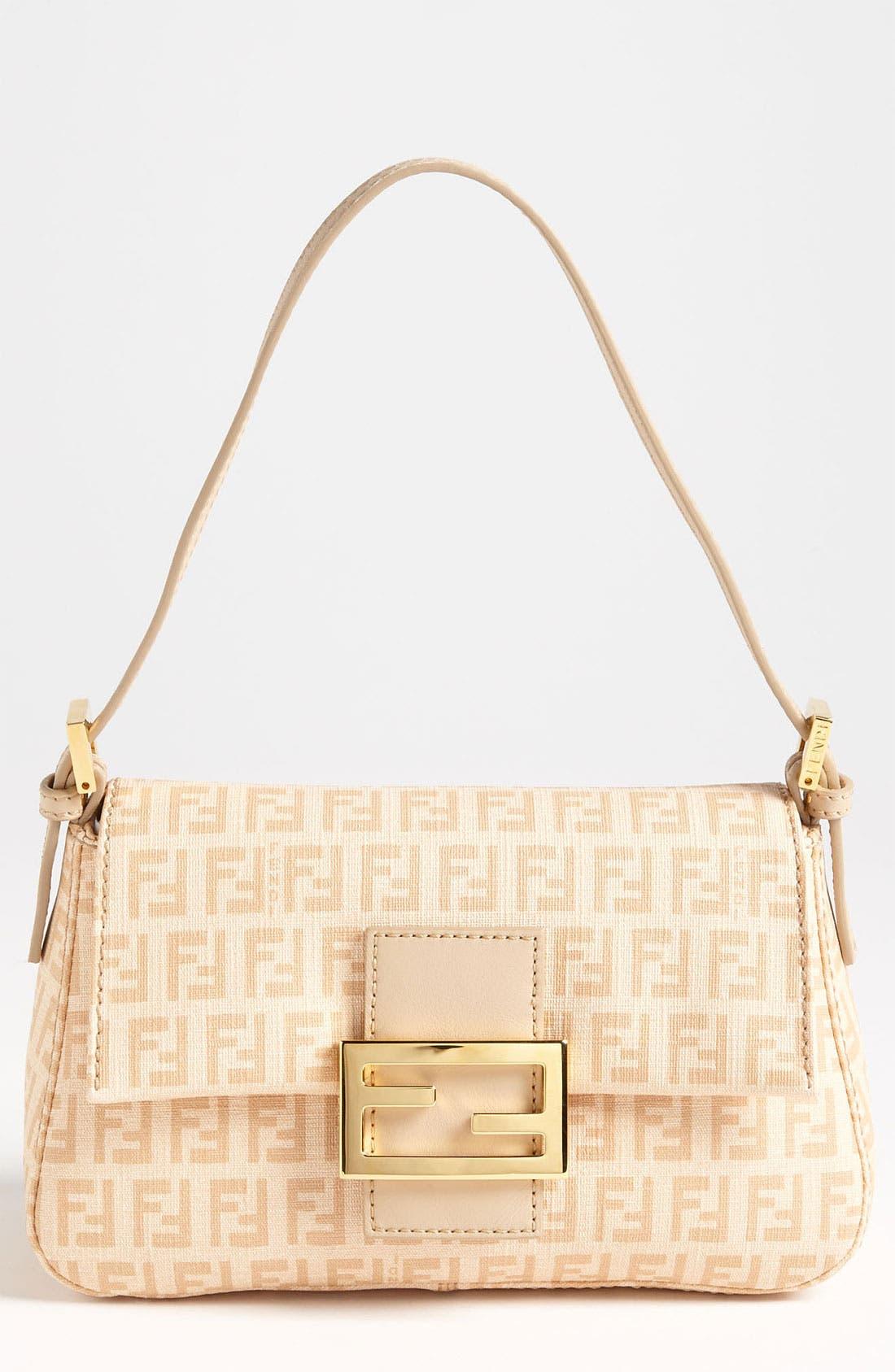 Alternate Image 1 Selected - Fendi 'Forever Mamma - Mini' Shoulder Bag