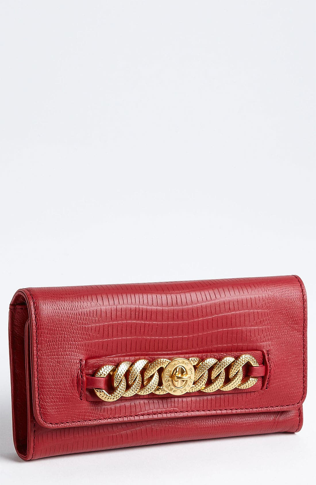 Main Image - MARC BY MARC JACOBS 'Katie Bracelet' Trifold Wallet