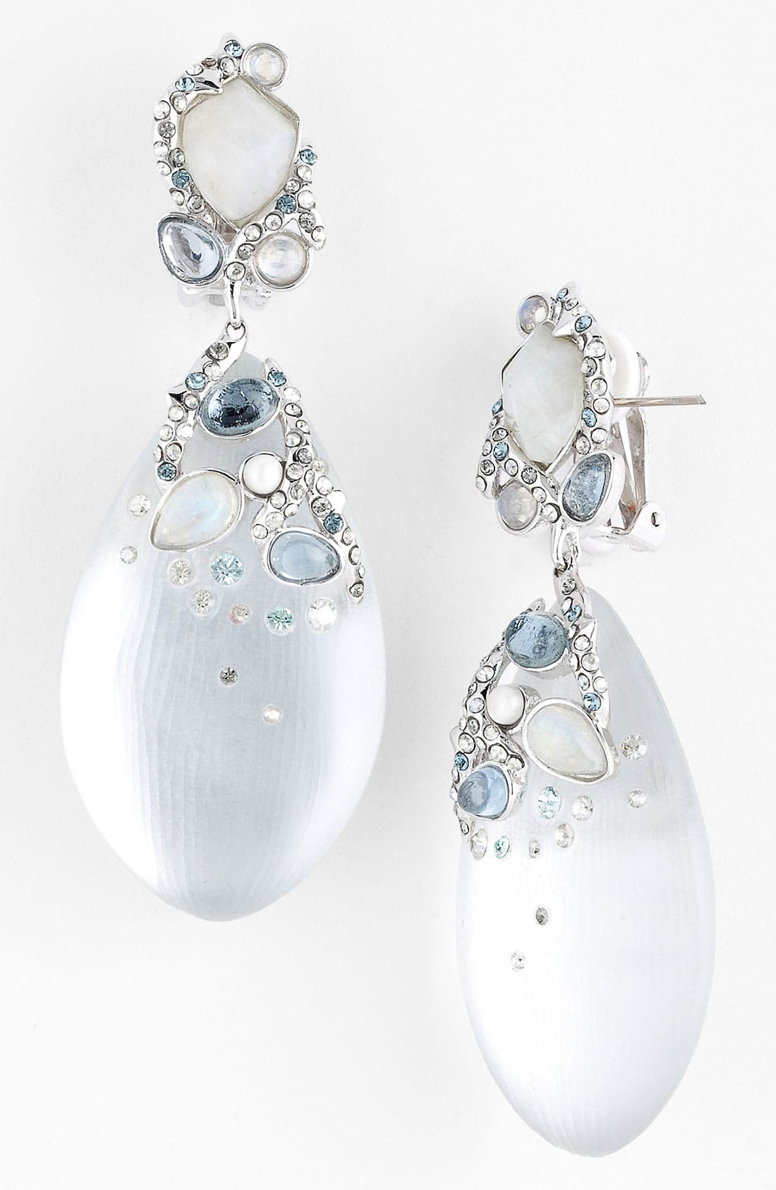 Alternate Image 1 Selected - Alexis Bittar 'Wanderlust' Drop Clip Earrings