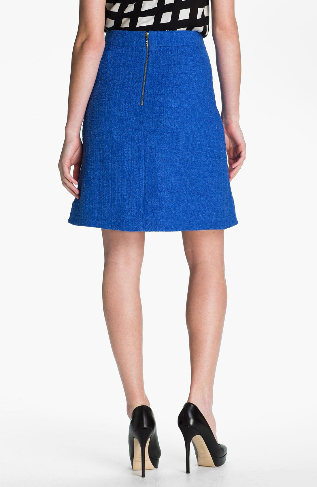 Alternate Image 2  - kate spade new york 'anita' skirt