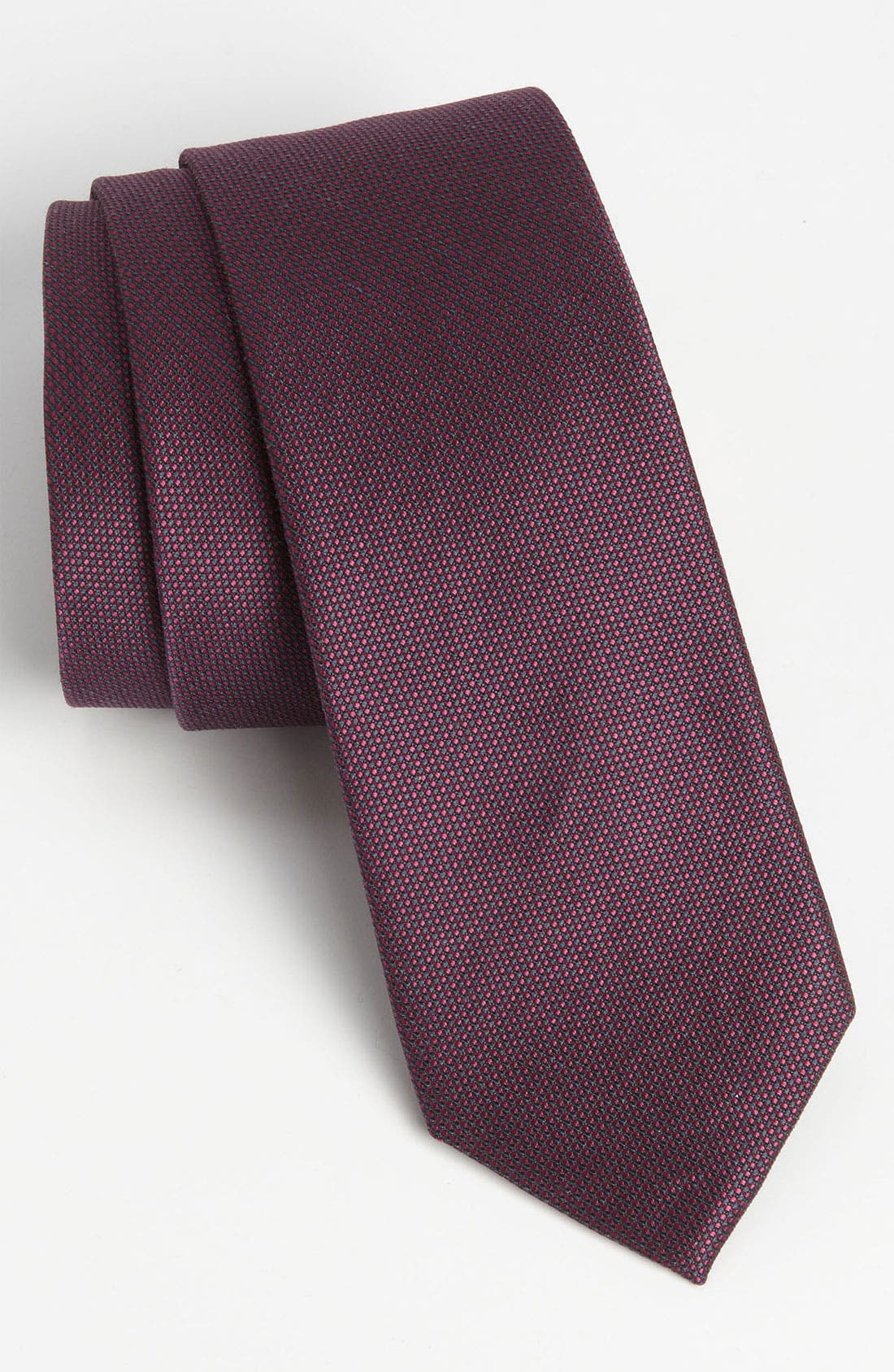 Main Image - Calibrate Woven Silk Blend Tie