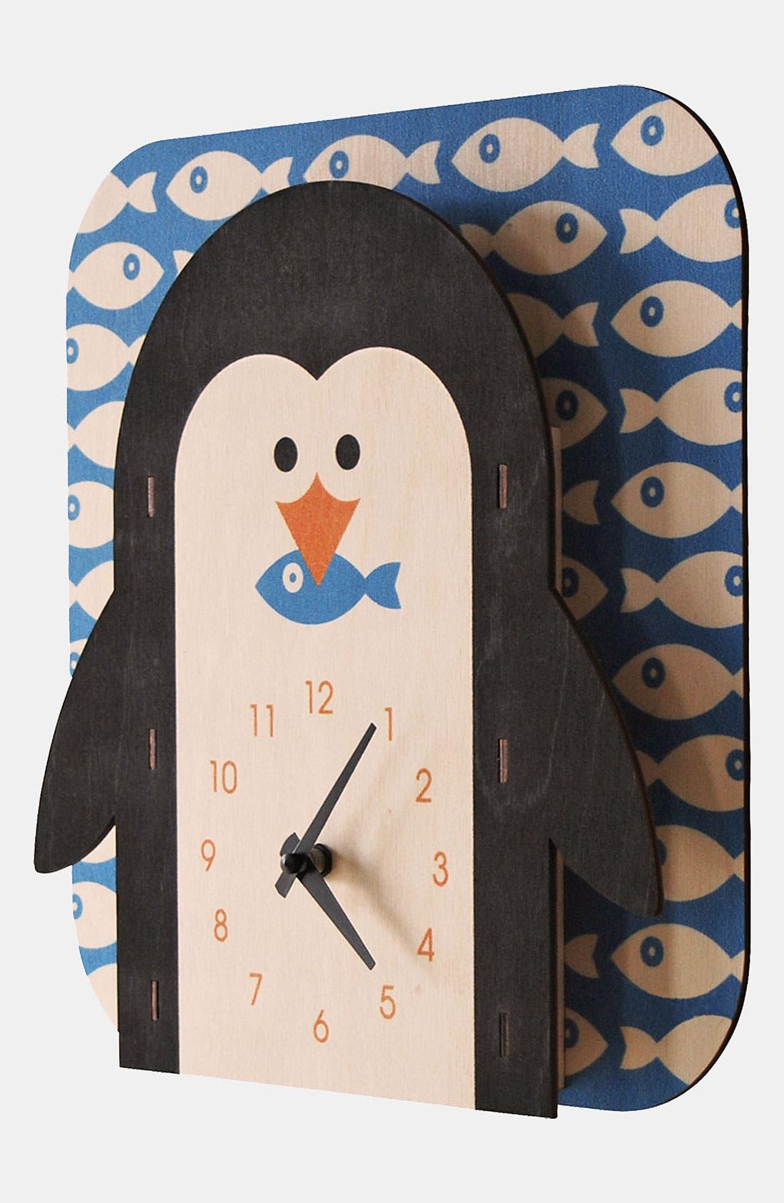 Alternate Image 2  - Modern Moose 'Penguin' Clock