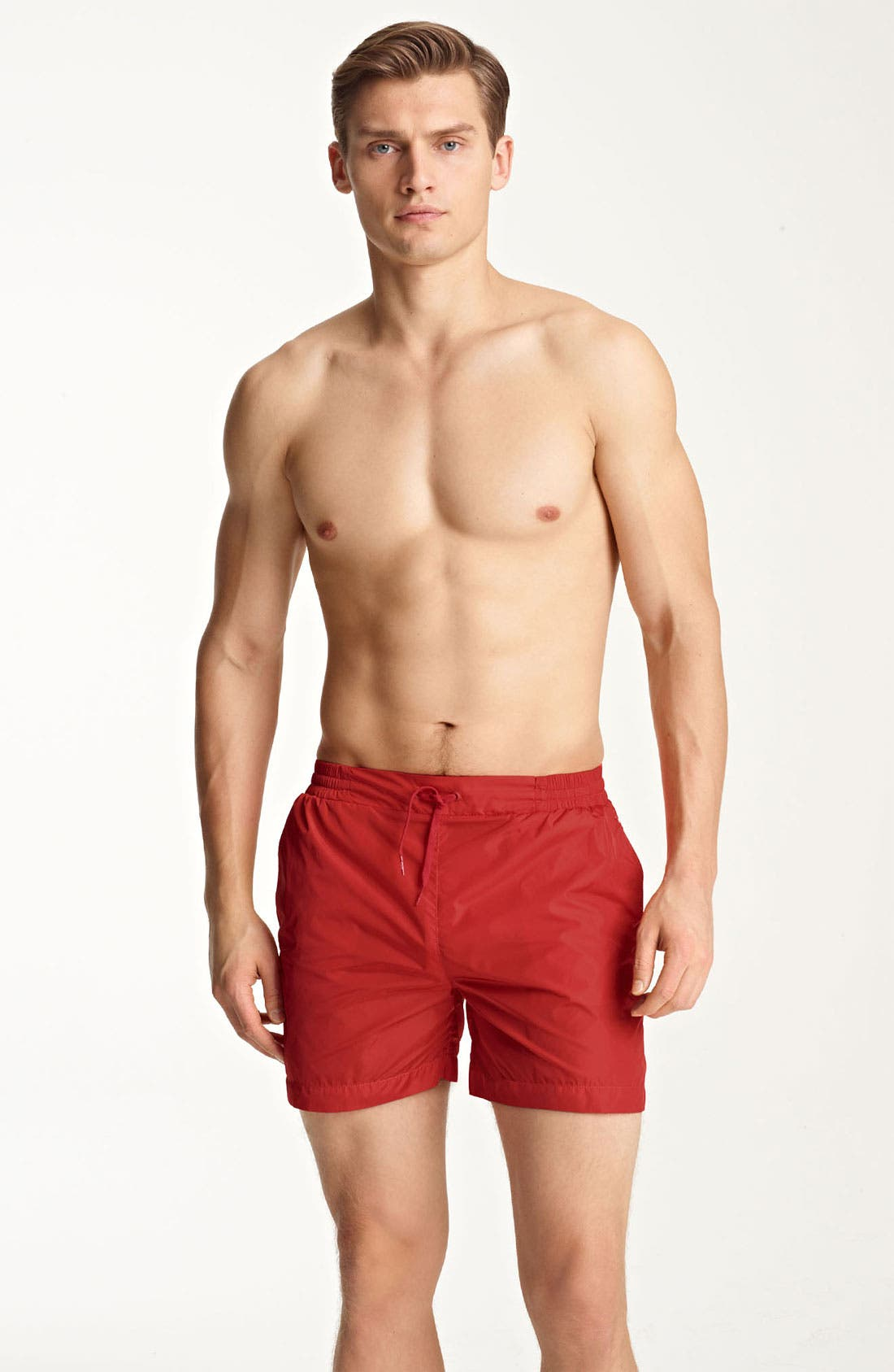 Alternate Image 1 Selected - Orlebar Brown 'Boxer II' Swim Trunks