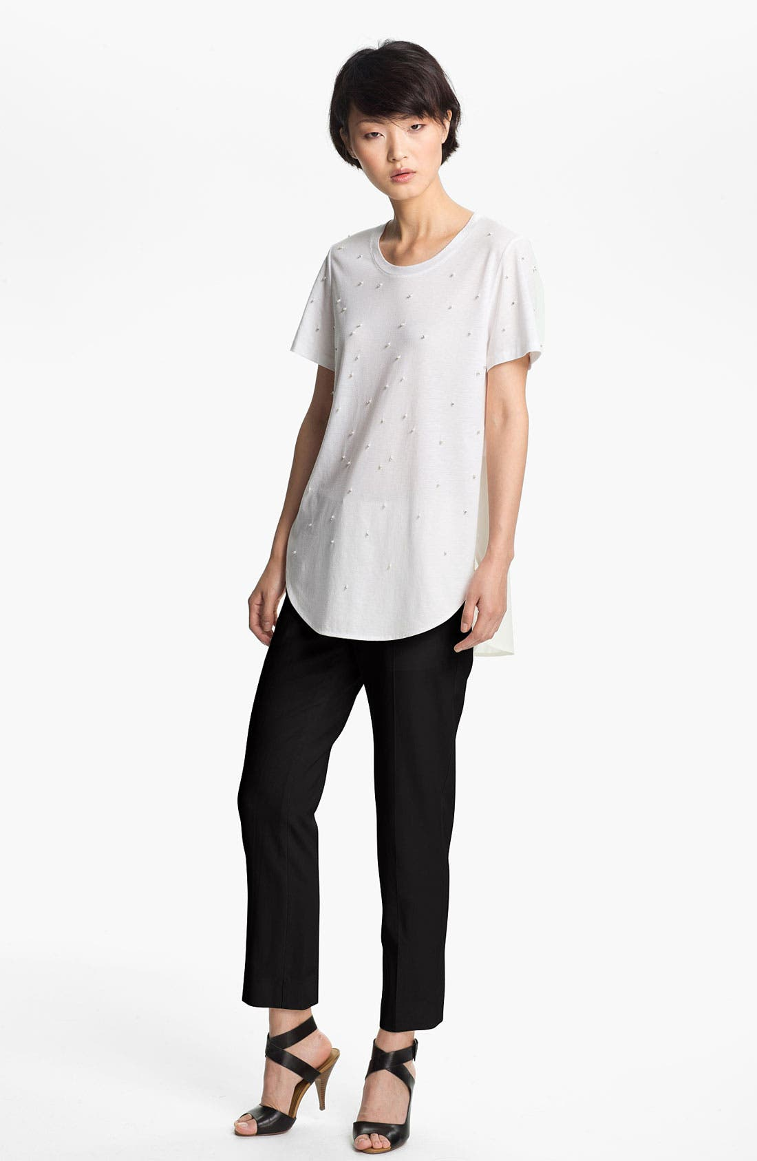 Alternate Image 1 Selected - 3.1 Phillip Lim Embellished Tee