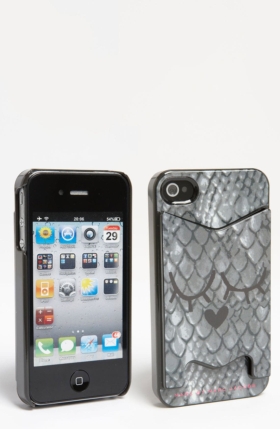 Main Image - MARC BY MARC JACOBS 'Katie the Bunny' iPhone 4 & 4S Case