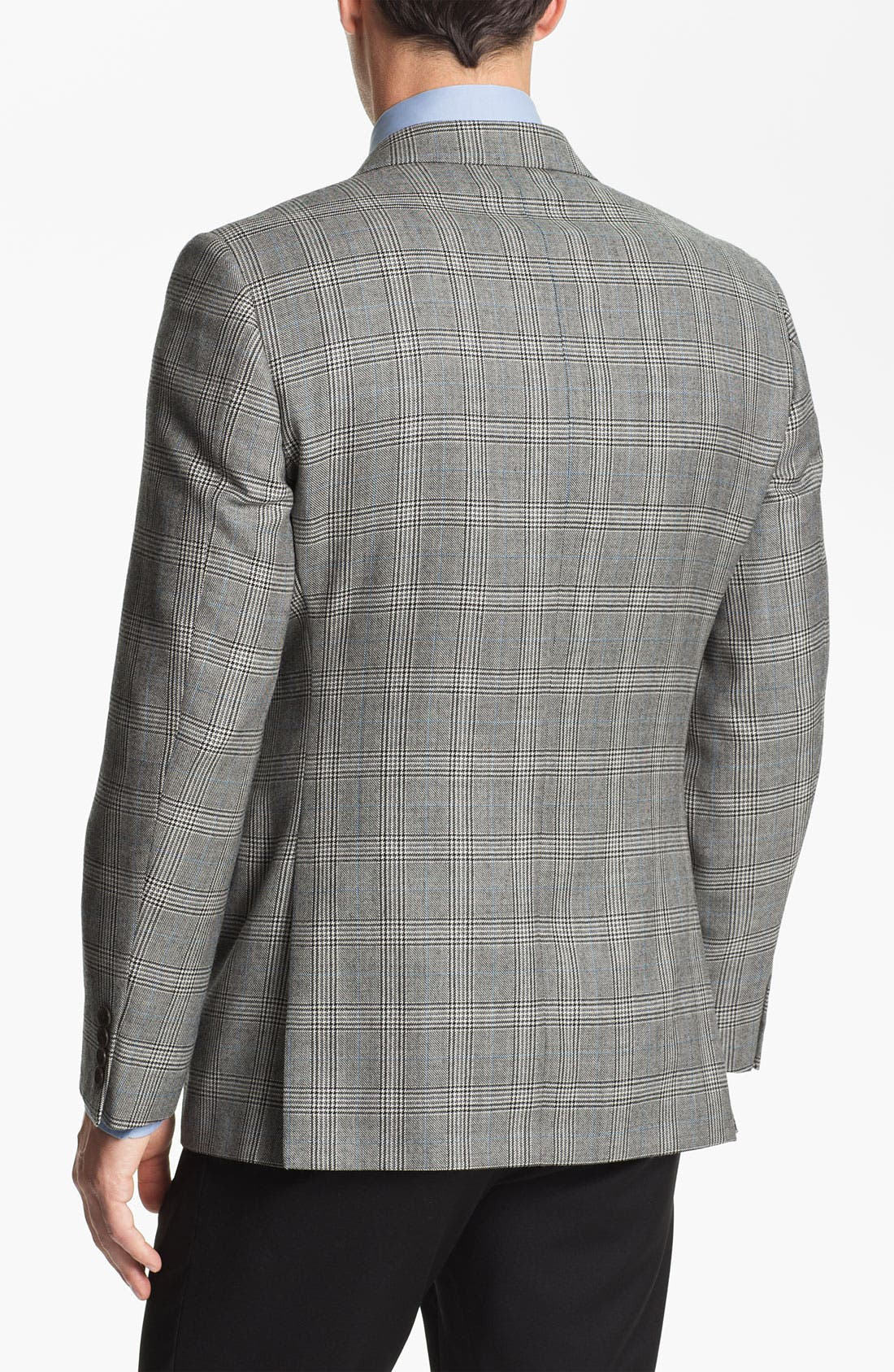 Alternate Image 2  - John W. Nordstrom® Signature Plaid Sportcoat