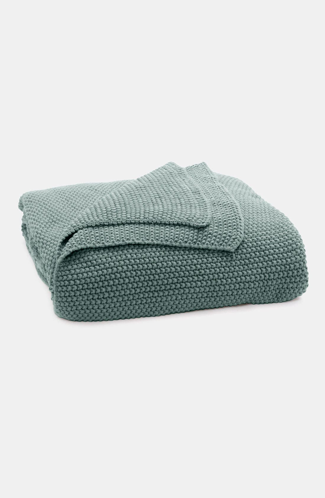 Alternate Image 1 Selected - Donna Karan 'The Essentials' Knit Throw