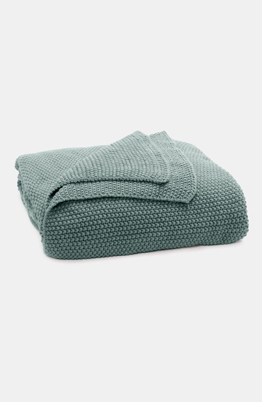 Main Image - Donna Karan 'The Essentials' Knit Throw