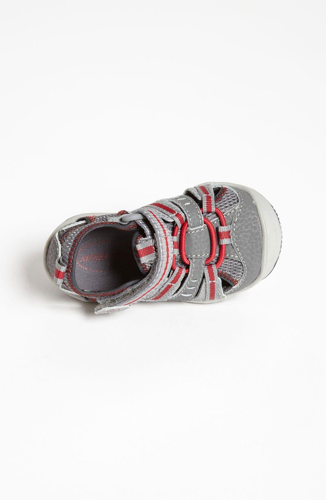 Alternate Image 3  - Stride Rite 'Baby Riff' Sandal (Baby, Walker & Toddler)