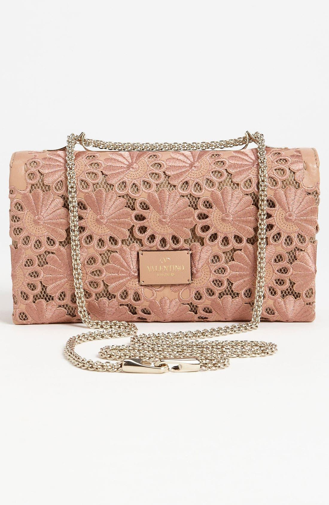 Alternate Image 4  - Valentino 'Small' Lace Bag