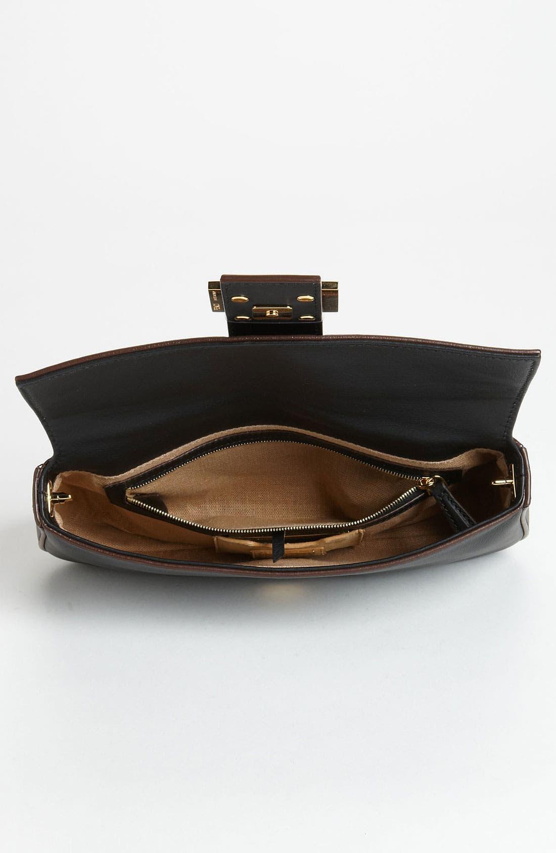 Alternate Image 3  - Fendi Leather Baguette