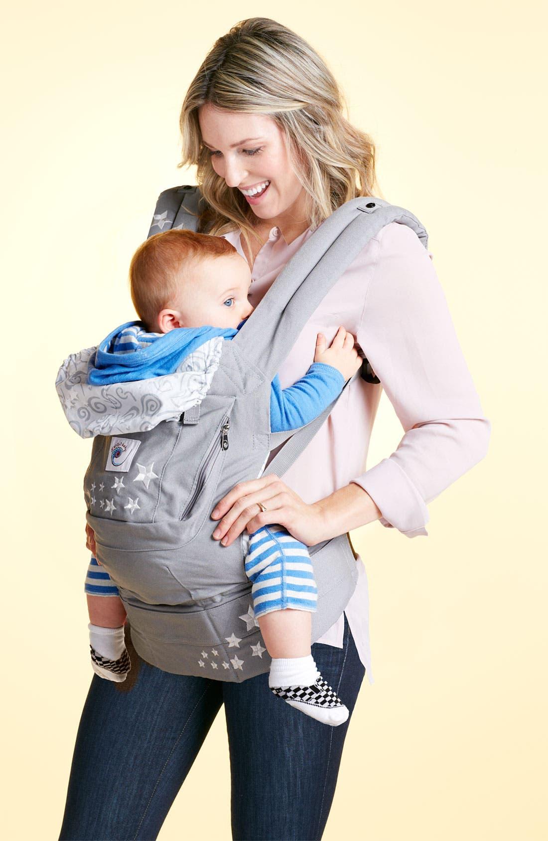 Alternate Image 3  - Stem Baby Hoodie & Pants (Infant)