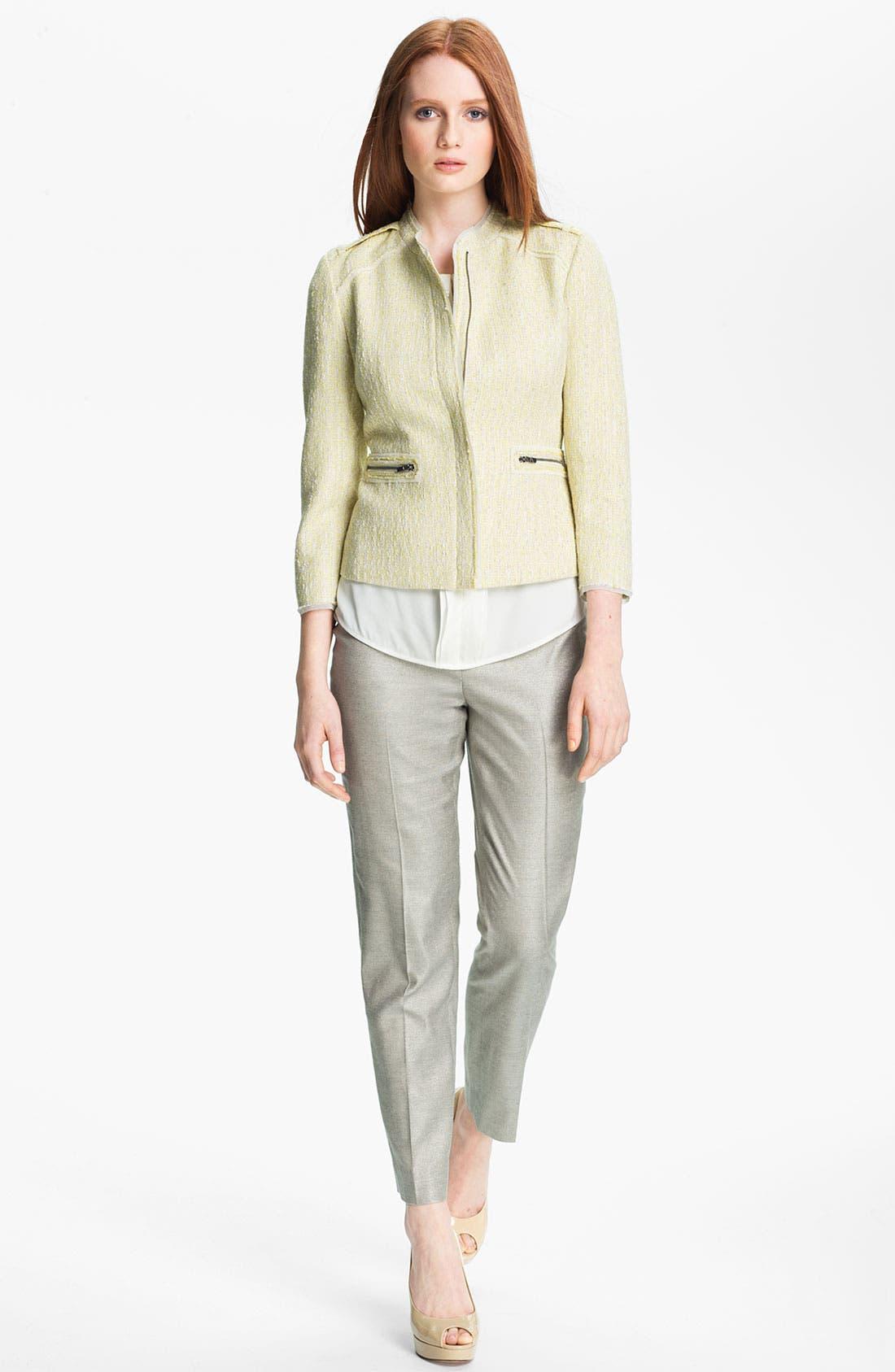 Alternate Image 4  - Classiques Entier 'Luca' Tweed Jacket
