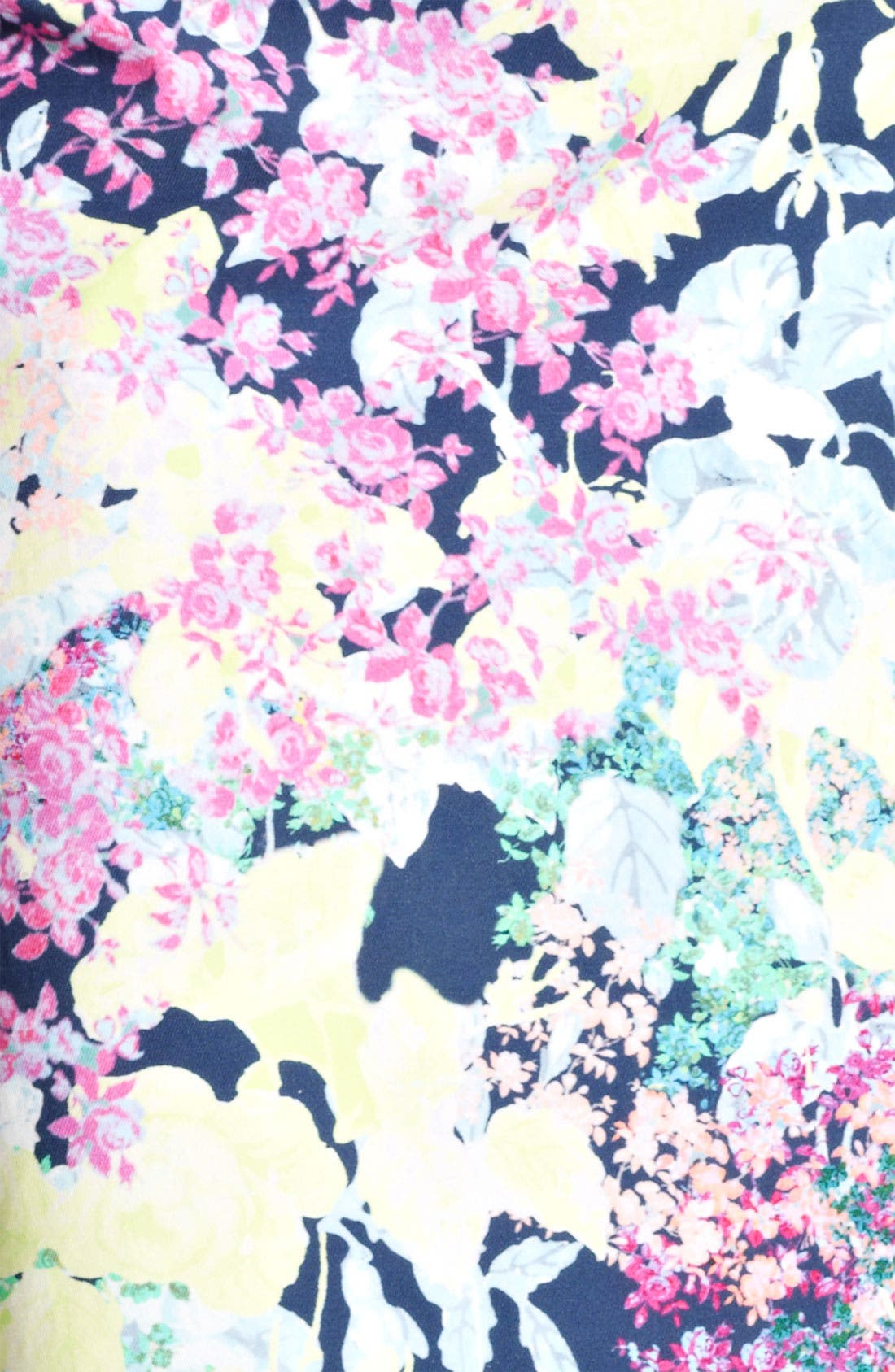Alternate Image 3  - Erdem 'Imperial Rose' Print Pencil Skirt