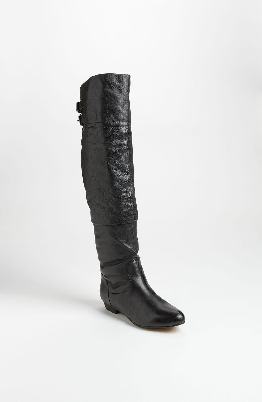 Alternate Image 1 Selected - Steve Madden 'Caliko' Over the Knee Boot