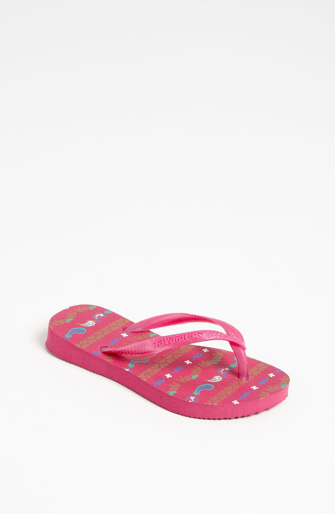 Main Image - Havaianas 'Slim Garden' Flip Flop (Toddler & Little Kid)