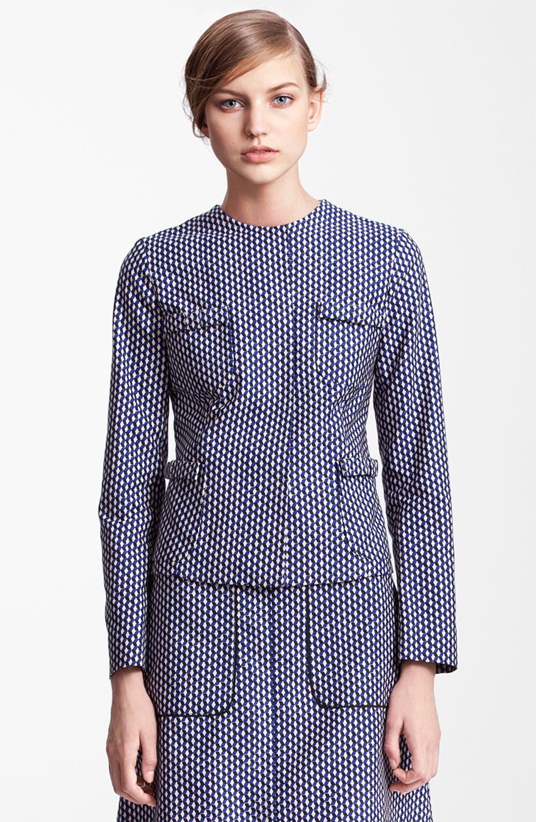 Alternate Image 2  - Marni Edition Print Woven Jacket