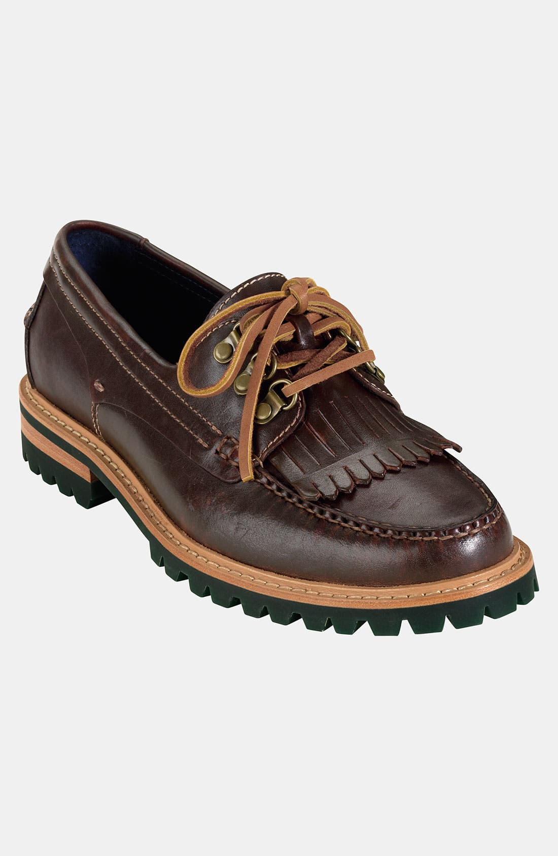 Alternate Image 1 Selected - Cole Haan 'Monroe' Kiltie Boat Shoe   (Men)