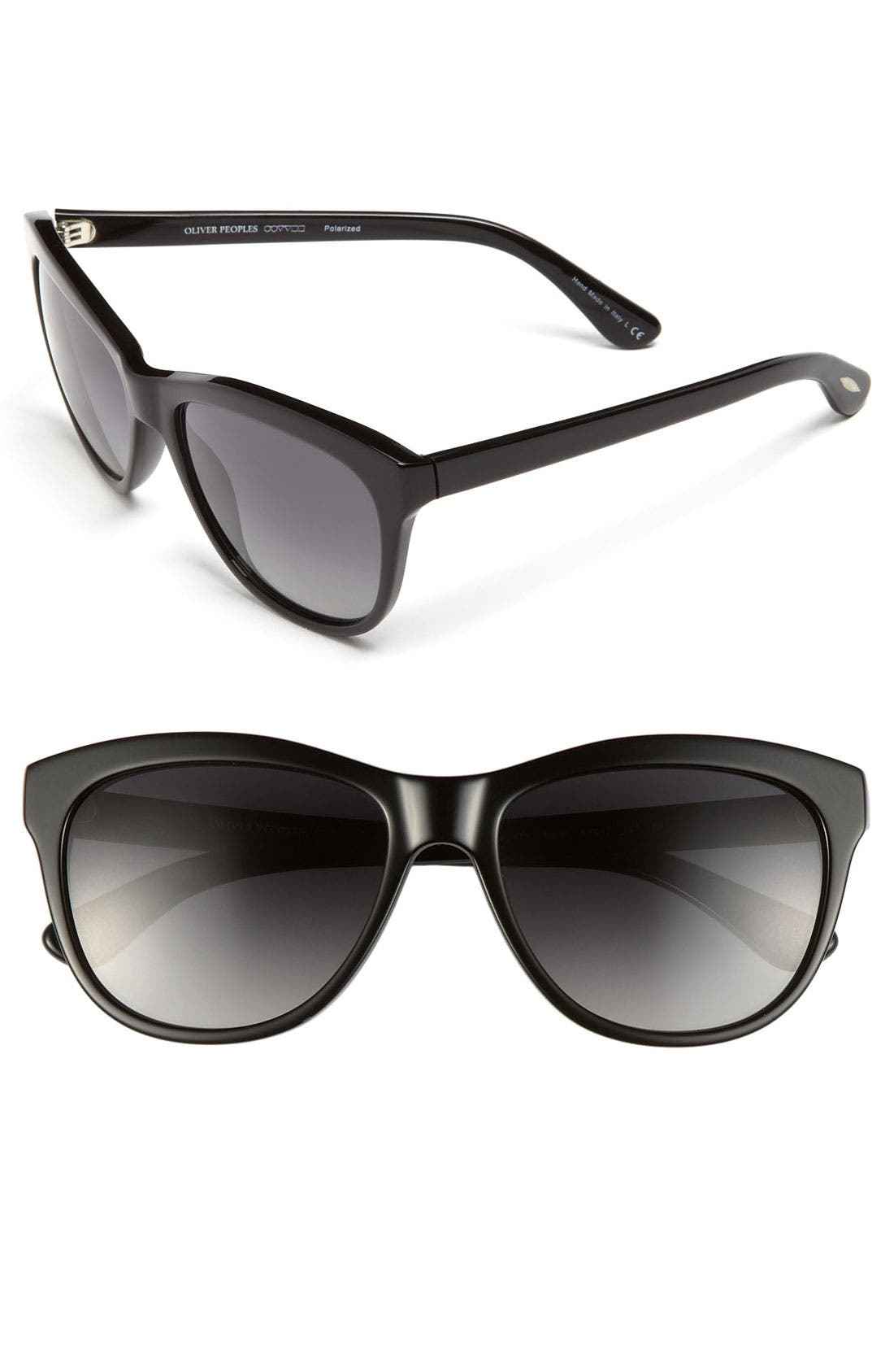 Alternate Image 1 Selected - Oliver Peoples 'Reigh' 57mm Sunglasses
