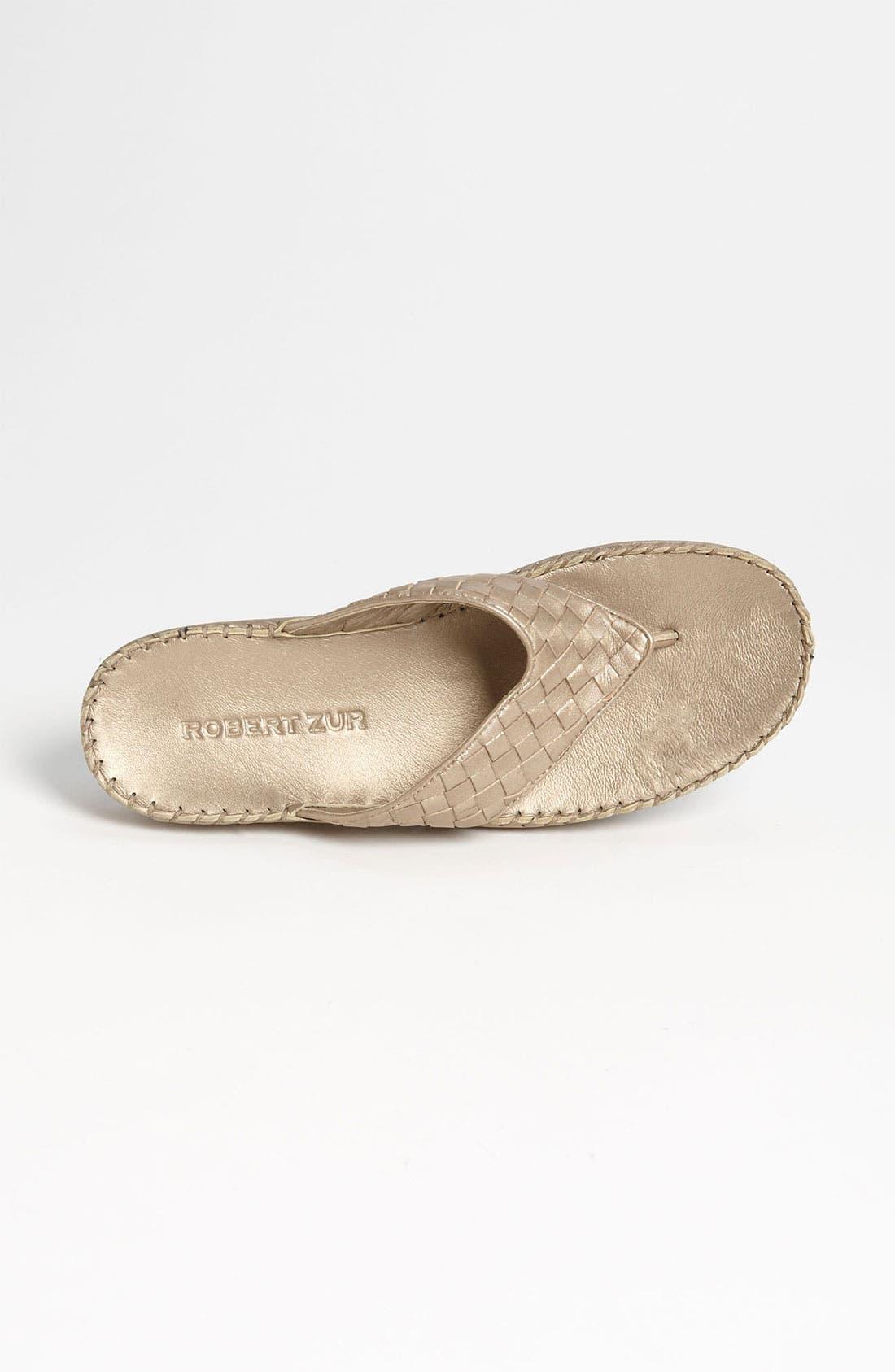 Alternate Image 3  - Robert Zur 'Lilli' Sandal