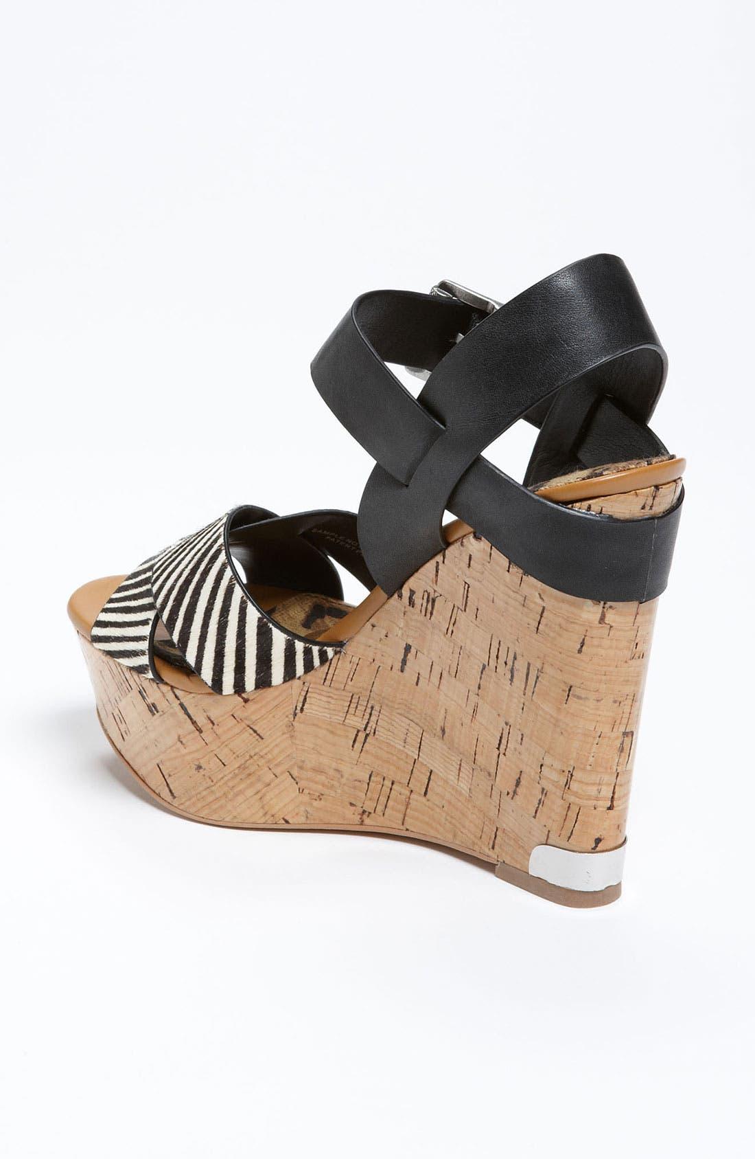 Alternate Image 2  - Sam Edelman 'Sasha' Wedge Sandal