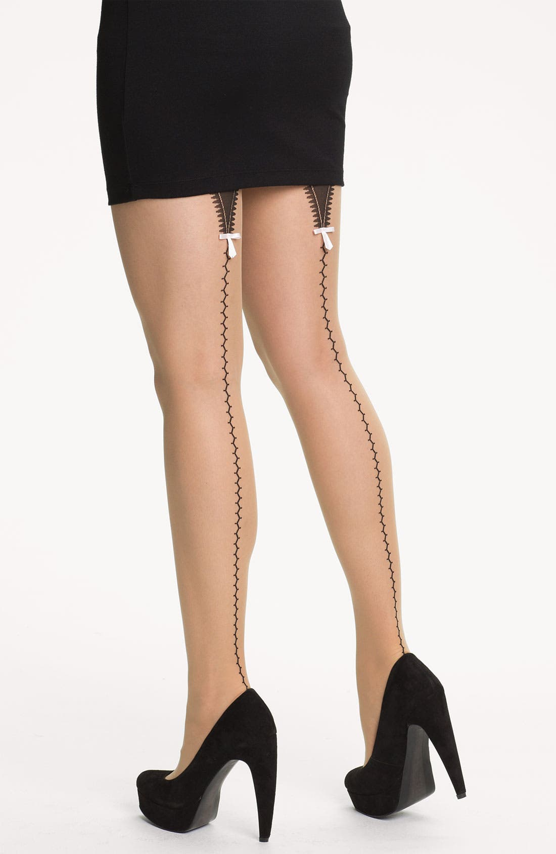 Alternate Image 2  - Wolford 'Cheri' Tights