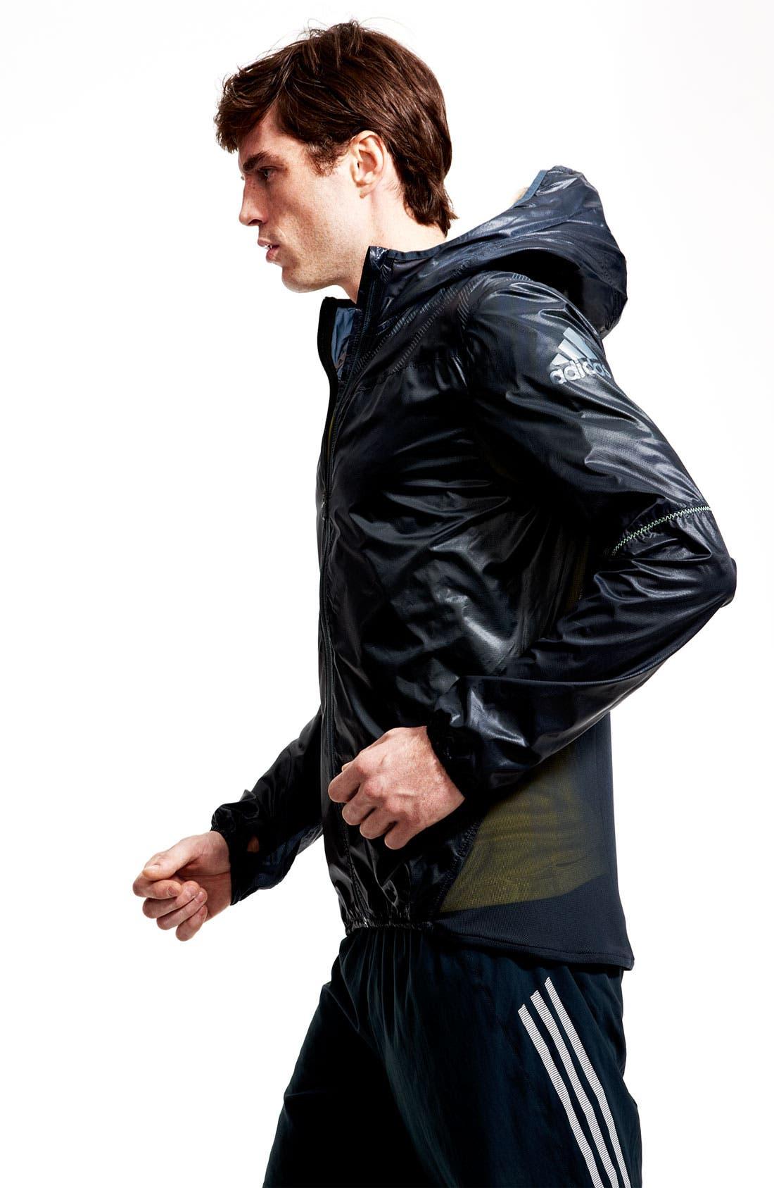 Alternate Image 3  - adidas 'Fast Roadrunner' Jacket