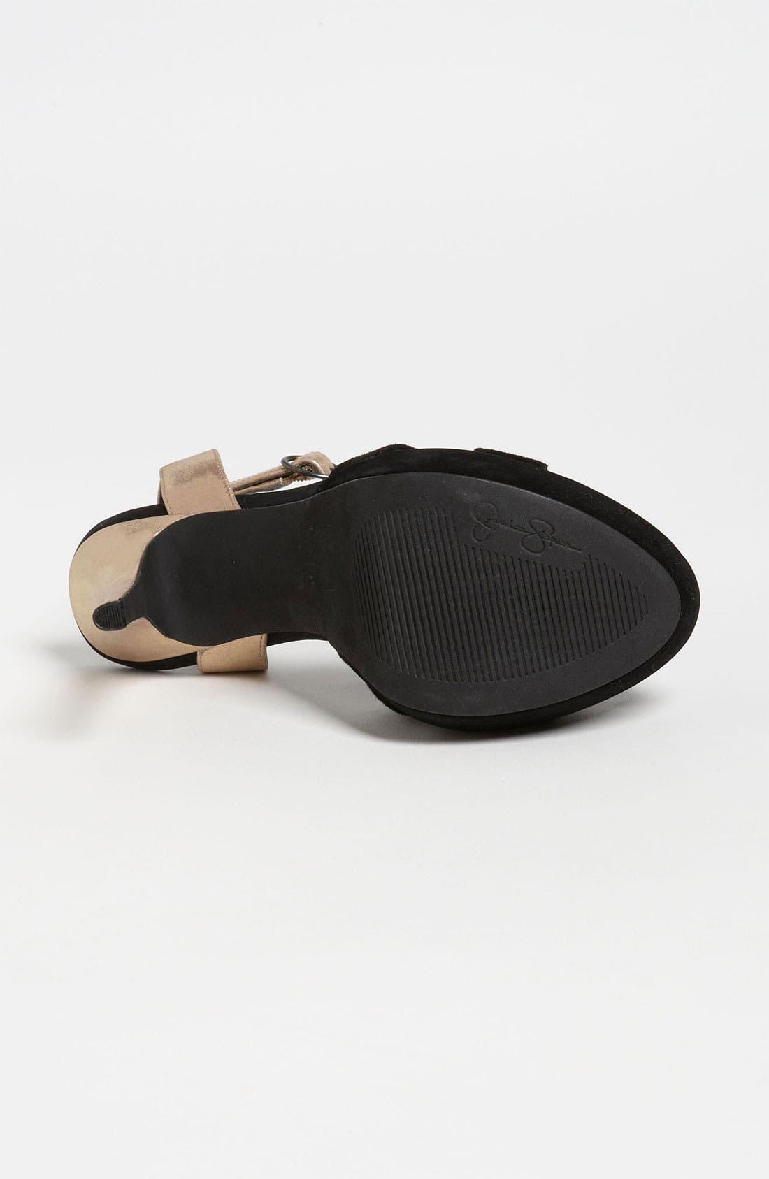 Alternate Image 4  - Jessica Simpson 'Bennies' Sandal